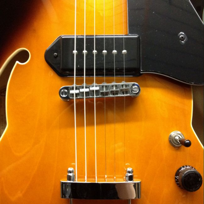 Hollowbody Guitars