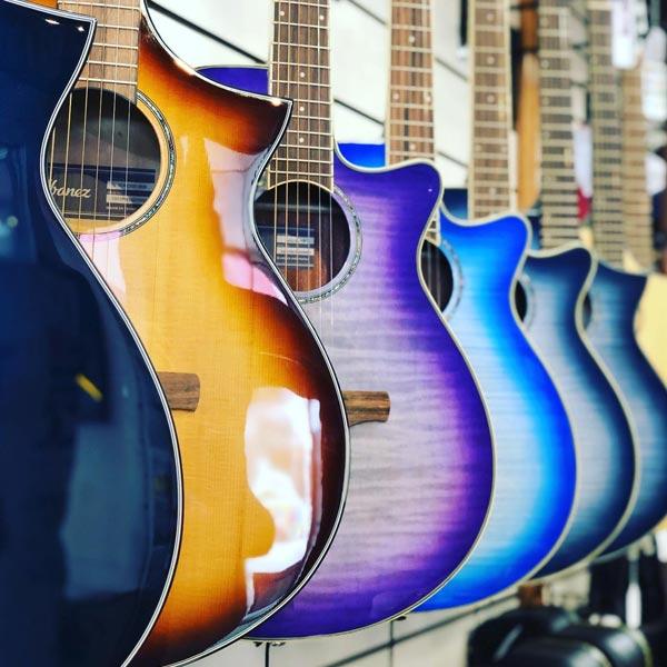 Fret Mill Music Company in Roanoke, Va - Instruments