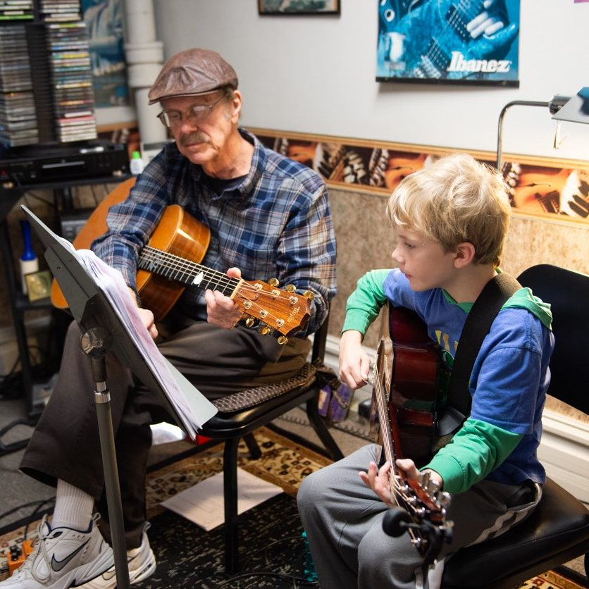Fret Mill Music Company in Roanoke, Va - Lessons
