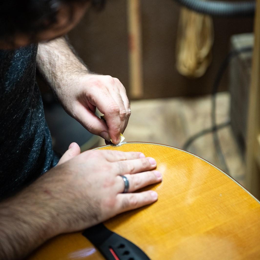 Fret Mill Music Company in Roanoke, Va - Repairs